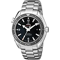 Omega Seamaster Men's Watch (Black)