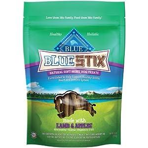 Blue Buffalo Blue Stix Lamb & Apples Dog Treats, 6 oz