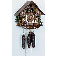 Schneider 8 Day Musical Cuckoo Clock 8TMT 6403/10