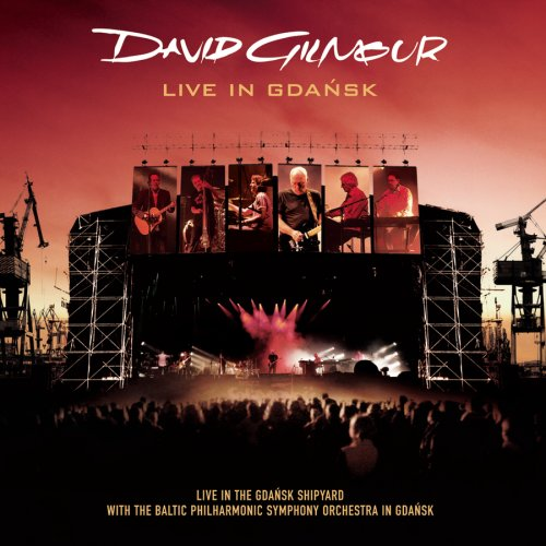 David Gilmour - Live In Gdansk (2 CD) - Zortam Music