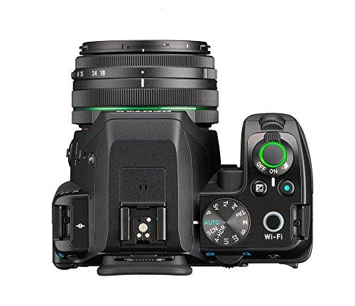 Pentax-K-S2-Kit-Obiettivo-DA-L-18-50-DC-WR-RE-Sensore-CMOS-da-20-Megapixel-Senza-Filtro-AA-Display-LCD-Orientabile-da-3-Connettivit-Wi-Fi-ed-NFC-Nero