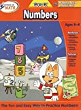 HOM Pre-K Numbers Basic Workbook