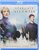 Stargate Atlantis Season 4  Blu-ray