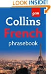 Collins French phrasebook (Collins Gem)