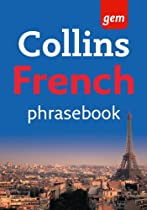 Collins Gem Easy Learning French Phrasebook