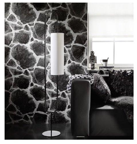 vlies tapete stein relief mauer klinker schwarz modern picture to pin on pinterest thepinsta. Black Bedroom Furniture Sets. Home Design Ideas