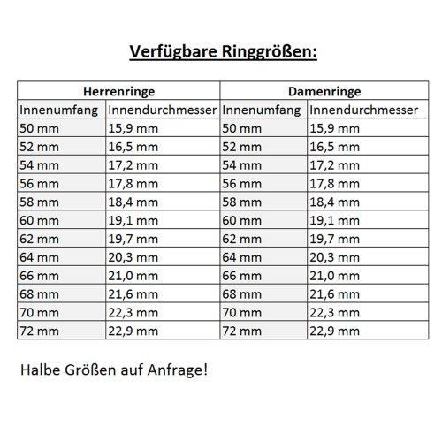 CORE by Schumann Design Trauringe / Eheringe aus 500 Palladium & 333 Gold Rotgold ( 8 Karat ) mit echten Diamanten GRATIS Testringservice & Gravur (CORE Gold & Diamonds Bicolor Collection) 19024263 Top-Angebote für
