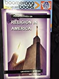 img - for Perspectives on Religion in America (Third Edition) book / textbook / text book