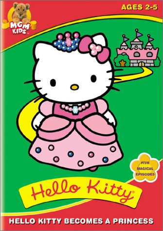 Hello Kitty Becomes a Princess