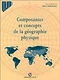 echange, troc Max Derruau - Composantes et concepts de la géographie physique