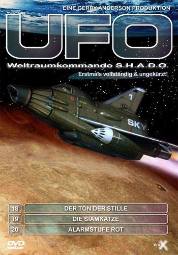 UFO 06, Folgen 18-20