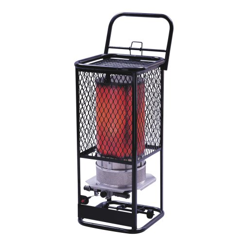 Mr. Heater MH125LP Salamander 125,000-BTU Portable Propane Radiant Heater