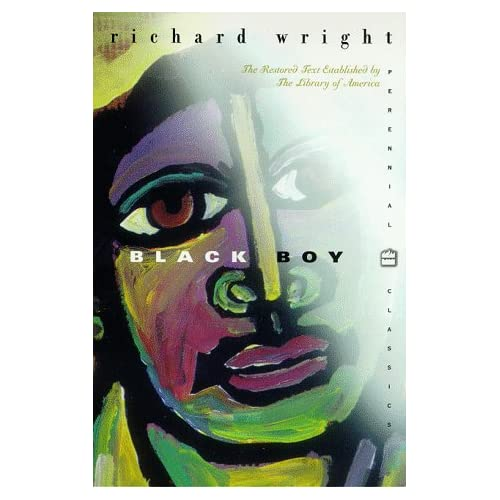 essay black boy richard wright