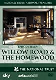 National Trust - Willow Road/The Homewood [DVD]