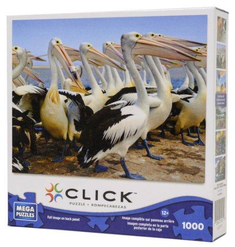 Australian Pelicans 1000 Piece Puzzle - 1