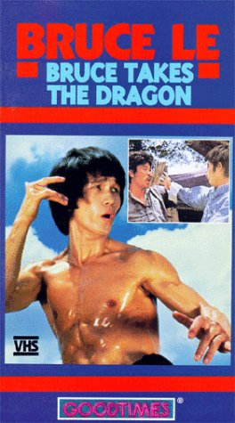 Bruce Le Takes the Dragon [VHS]