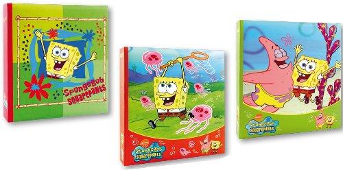 Spongebob Schwammkopf Einsteckalbum 13x19