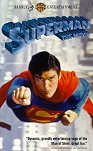 Superman the Movie [VHS]