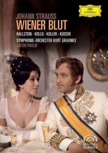 Wiener Blut: Kurt Graunke Symphony Orchestra (Paulik) [DVD] [2008]