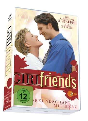 Girlfriends - die komplette 3. Staffel (3 DVDs)