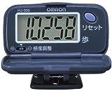 オムロン(OMRON) 歩数計 ヘルスカウンタ ステップス リッチブラック HJ-005-K