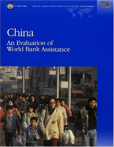china-an-evaluation-of-world-bank-assistance-operations-evaluation-studies