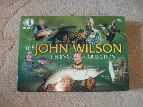 John Wilsons Fishing gift pack [DVD]