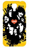 The Beatles Fashion Hard back cover skin case for samsung galaxy s4 i9500-s4tb1016