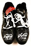 """Sammy Sosa""""30/30"""" Cubs Signed Pair (2x) Bike Shoes/Cleats - COA - JSA Certified - Autographed MLB Cleats"""