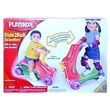 Funskool- Ride 2 Roll Scooter