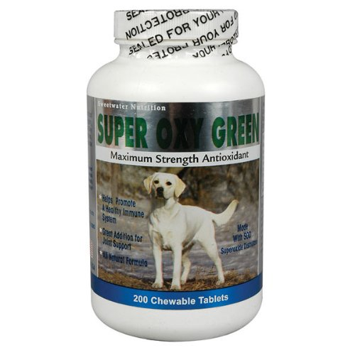 Super Oxy Green - 200 Count