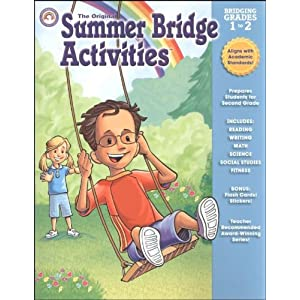Summer Bridge Activities: Bridging Grades First to Second
