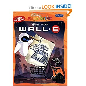 Learn to Draw Wall-E!