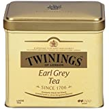 Twinings of London Earl Grey Loose Tea Tins, 7.05 Ounces (Pack of 6) (Tamaño: 7.05 Ounce (Pack of 6))