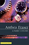 Anthea Fraser A Family Concern (Rona Parish Mysteries)