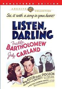 Listen Darling [1938] [Reino Unido] [DVD]