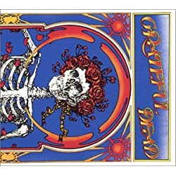 Grateful Dead - Grateful Dead (Skull & Roses) [Remastered]
