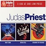 Judas Priest Ram It Down/British Steel/Screaming for Vengeance