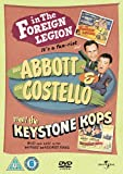 Abbott And Costello: In The Foreign Legion/Meet The Keystone Cops [DVD]