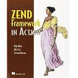 Zend Framework in Actionby Rob Allen