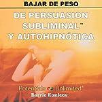 Bajar de Peso [Weight Loss] | Barrie Konicov
