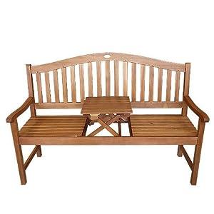 holzbank mit tisch sun fun elements holzbank mit tisch diana akazienholz holzbank mit tisch. Black Bedroom Furniture Sets. Home Design Ideas