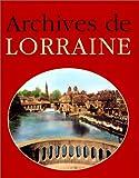 echange, troc Jacques Borgé - Archives de Lorraine