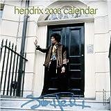 Jimi Hendrix 2006 16-Month Wall Calendar