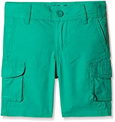 Nautica Kids Boys' Shorts (N265102Q392_Seaswell_4 - 5 years)