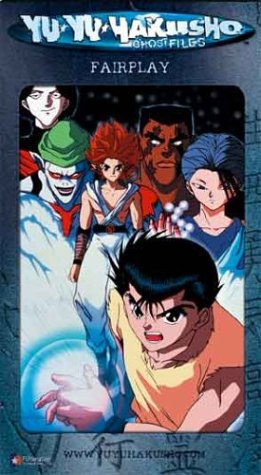 Yu Yu Hakusho: Fairplay [VHS]