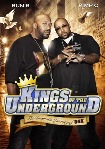 Kings of the Underground: Dramatic Journey of Ugk [DVD] [2010] [Region 1] [US Import] [NTSC]
