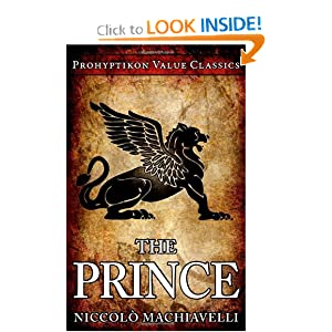 The Prince by Niccolo Machiavelli and Colin J.E. Lupton