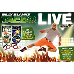 Billy Blanks: Bootcamp LIVE Kit