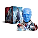The Amazing Spider-Man 2 : le destin d'un Héros - Blu-ray 3D + Blu-ray + DVD - Coffret collector tête d'Electro  - Edition limitée exclusive Amazon.fr